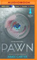 Cover image for Pawn. bk. 1 [sound recording MP3] : Blackcoat rebellion series