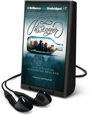 Cover image for Passenger. bk. 1 [Playaway] : Passenger series
