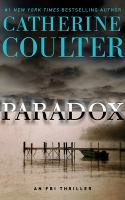Cover image for Paradox. bk. 22 [sound recording CD] : FBI thriller series