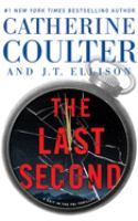Cover image for The last second. bk. 6 [sound recording CD] : Brit in the FBI series