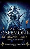 Cover image for Kellanved's reach. bk. 3 [sound recording CD] : Path to ascendancy series