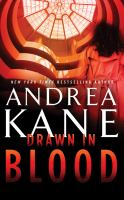 Cover image for Drawn in blood. bk. 2 [sound recording CD] : FBI series