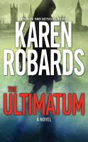 Cover image for The ultimatum [sound recording CD] : a novel