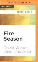 Imagen de portada para Fire season. bk. 2 [sound recording MP3] : Star Kingdom series