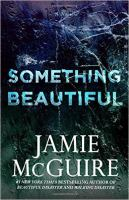 Cover image for Something beautiful