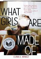 Imagen de portada para What girls are made of