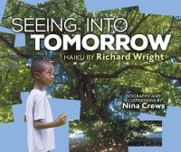 Cover image for Seeing into tomorrow : haiku