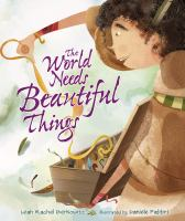 Cover image for The world needs beautiful things