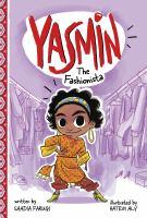 Cover image for Yasmin the fashionista : Yasmin series
