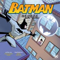 Cover image for Batman is loyal
