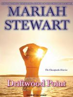 Cover image for Driftwood Point. bk. 10 [sound recording CD] : Chesapeake diaries series
