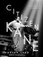 Cover image for Citizen kane a filmmaker's journey