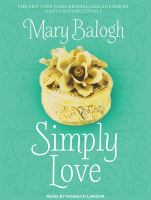 Cover image for Simply love