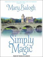 Cover image for Simply magic