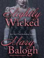 Cover image for Slightly wicked