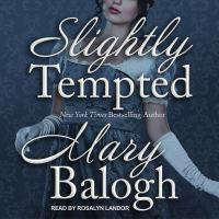 Cover image for Slightly tempted