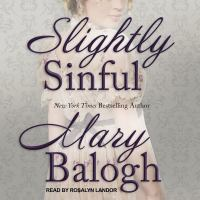Cover image for Slightly sinful