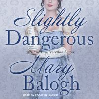 Cover image for Slightly dangerous