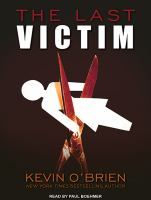 Cover image for The last victim