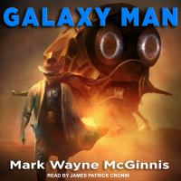 Cover image for Galaxy man