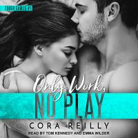 Cover image for Only work, no play
