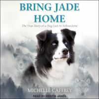 Cover image for Bring Jade home the true story of a dog lost in Yellowstone and the people who searched for her