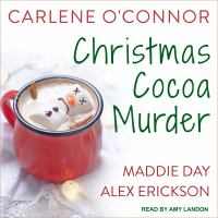 Cover image for Christmas cocoa murder