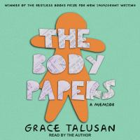 Cover image for The body papers