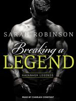 Cover image for Breaking a legend