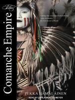 Cover image for The comanche empire