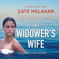Cover image for The widower's wife a thriller