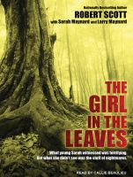 Cover image for The girl in the leaves