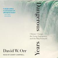 Cover image for Dangerous years climate change, the long emergency, and the way forward