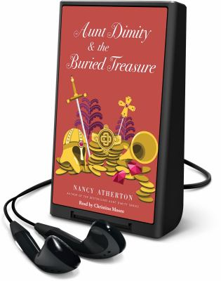 Cover image for Aunt Dimity and the buried treasure. bk. 21 [Playaway] : Aunt Dimity series