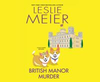 Imagen de portada para British manor murder. bk. 23 [sound recording CD] : Lucy Stone series