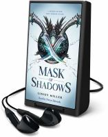 Cover image for Mask of shadows. bk. 1 [Playaway] : Mask of shadows series