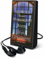Cover image for Murder in the manuscript room. bk. 2 [Playaway] : 42nd Street Library mystery series