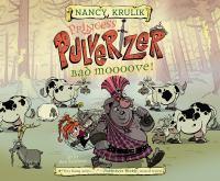 Imagen de portada para Bad moooove! bk. 3 [sound recording CD] : Princess Pulverizer series