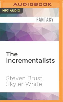 Cover image for The incrementalists. bk. 1 [sound recording MP3] : Incrementalists series