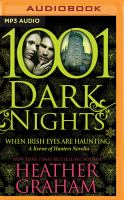 Imagen de portada para When Irish eyes are haunting. bk. 23 [sound recording MP3] : Krewe of hunters series