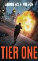 Cover image for Tier one [sound recording CD]