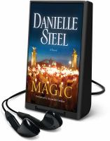 Cover image for Magic : a novel [Playaway]