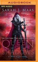 Imagen de portada para Queen of shadows. bk. 4 [sound recording CD] : Throne of glass series