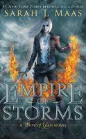 Imagen de portada para Empire of storms. bk. 5 [sound recording CD] : Throne of glass series