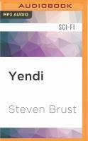 Cover image for Yendi. bk. 2 [sound recording MP3] : Vlad Taltos series