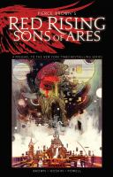 Cover image for Pierce Brown's red rising : Sons of Ares [graphic novel]