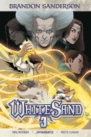 Cover image for White sand. Vol. 3 [graphic novel]