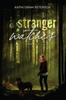 Cover image for A stranger watches : a suspense novel