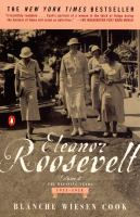 Cover image for Eleanor roosevelt, volume 2 The Defining Years, 1933-1938.