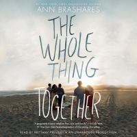 Cover image for The whole thing together [sound recording CD]
